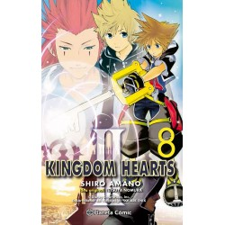 KINGDOM HEARTS II Nº 08 (DE 10)