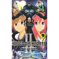 KINGDOM HEARTS II Nº 09 (DE 10)