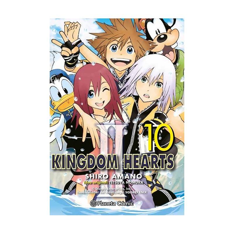 KINGDOM HEARTS II Nº 10 (DE 10)