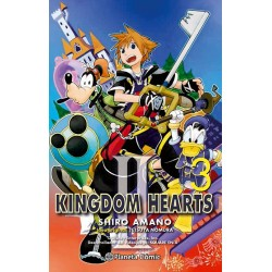 KINGDOM HEARTS II Nº 03 (DE 10)
