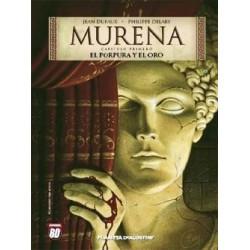 MURENA Nº 01: EL PURPURA Y EL ORO