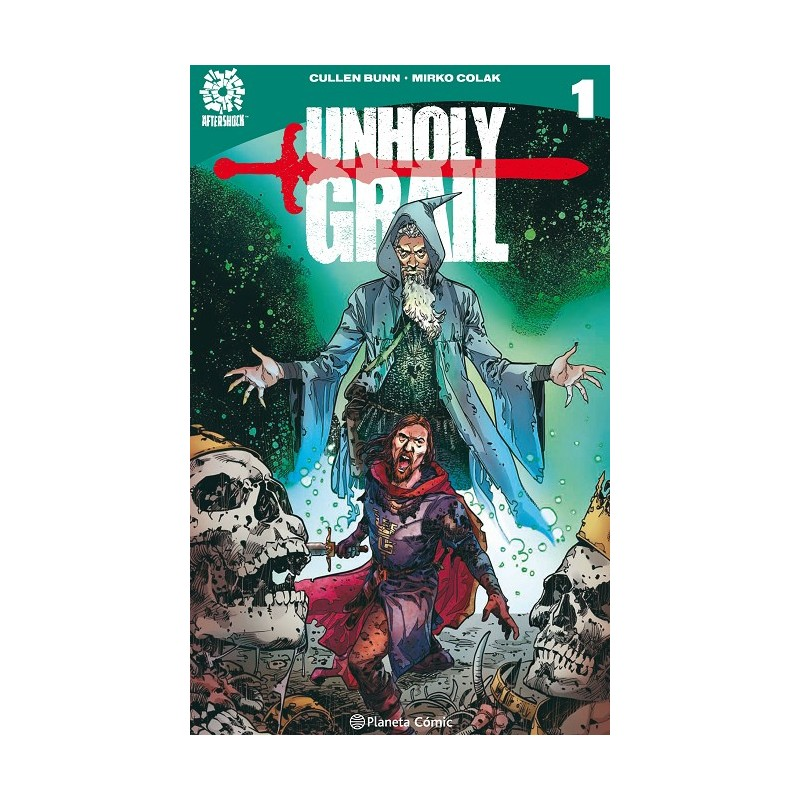 UNHOLY GRAIL VOL. 1