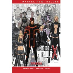 LA PATRULLA-X DE BRIAN MICHAEL BENDIS VOL. 07: OMEGA (MARVEL NOW! DELUXE)