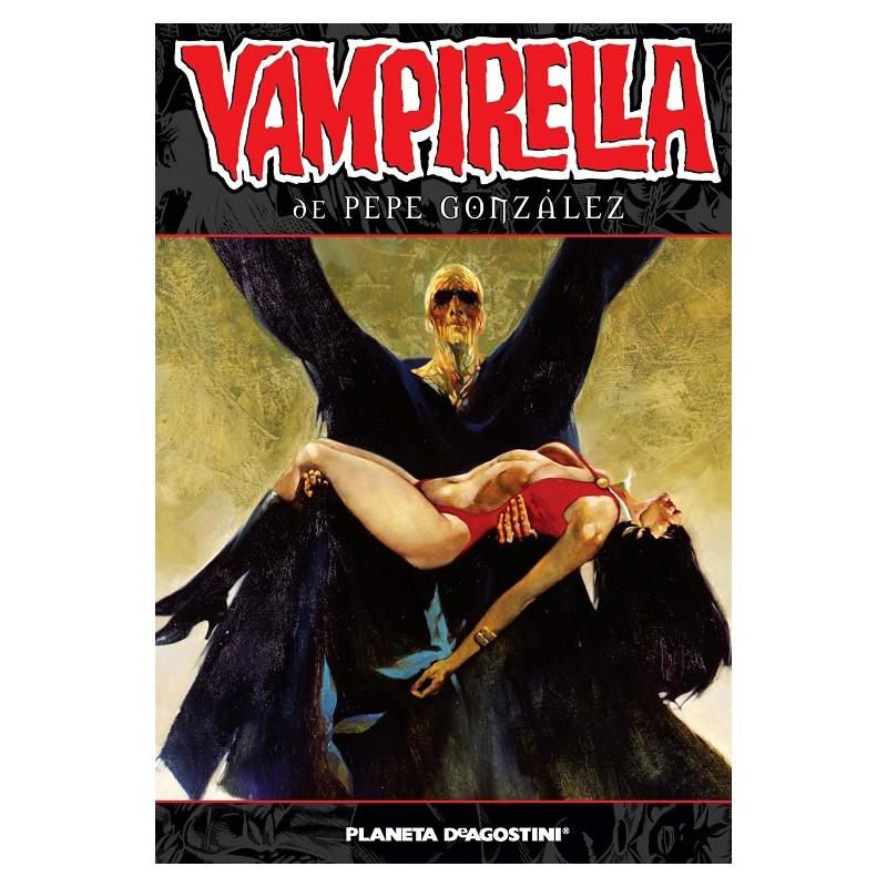 VAMPIRELLA DE PEPE GONZALEZ VOL. 1 (DE 3)