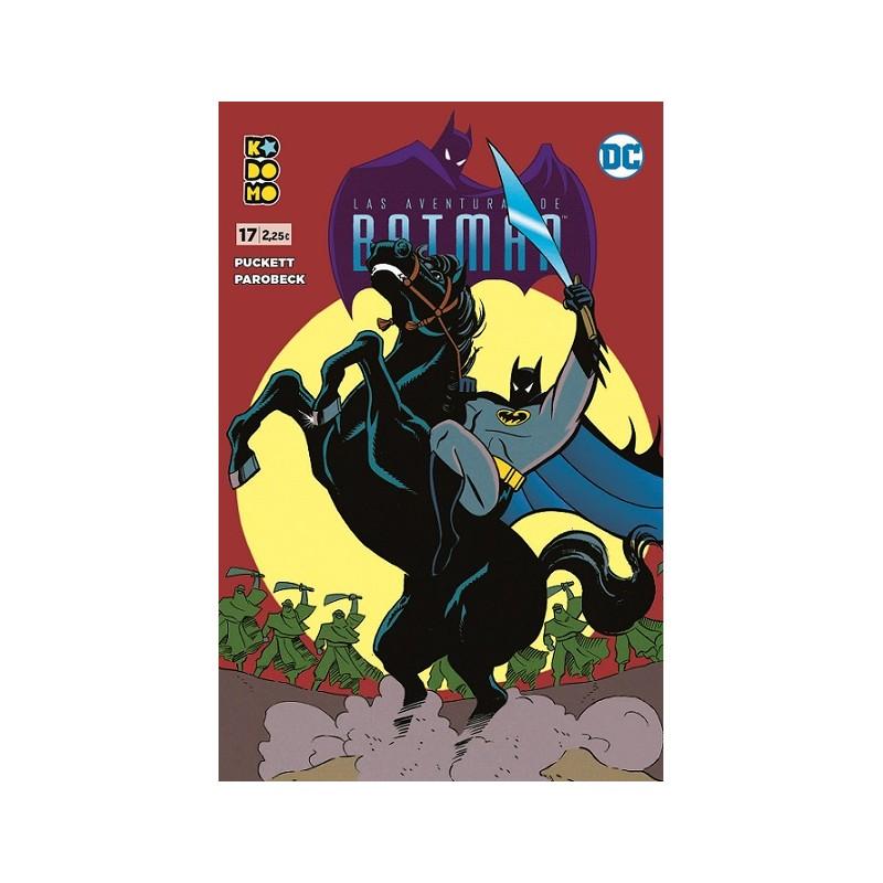 LAS AVENTURAS DE BATMAN Nº 17