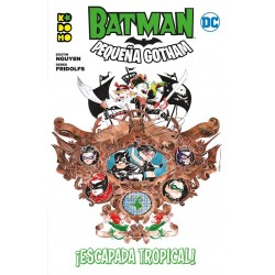 BATMAN: PEQUEÑA GOTHAM ¡ESCAPADA TROPICAL!