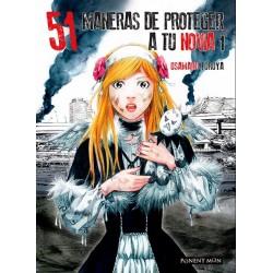 51 MANERAS DE PROTEGER A TU NOVIA Nº 01