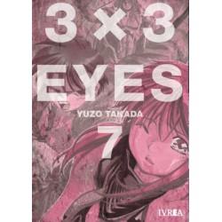 3 X 3 EYES Nº 07