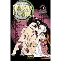 GUARDIANES DE LA NOCHE Nº 11