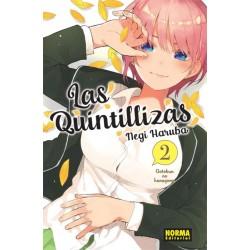 LAS QUINTILLIZAS Nº 02