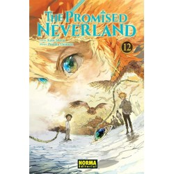 THE PROMISED NEVERLAND Nº 12