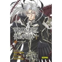 TRINITY BLOOD Nº 21