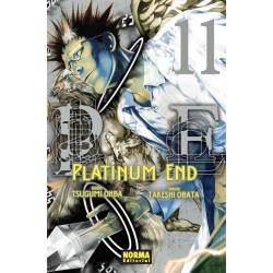 PLATINUM END Nº 11