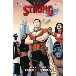 TOM STRONG VOL. 01