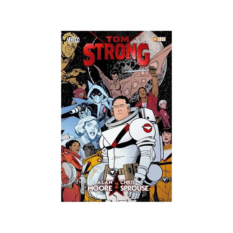 TOM STRONG VOL. 02 (DE 03)