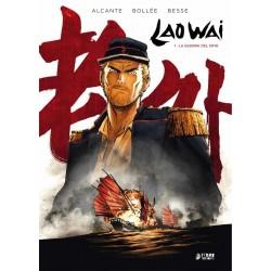 LAO WAI VOL. 01: LA GUERRA DEL OPIO