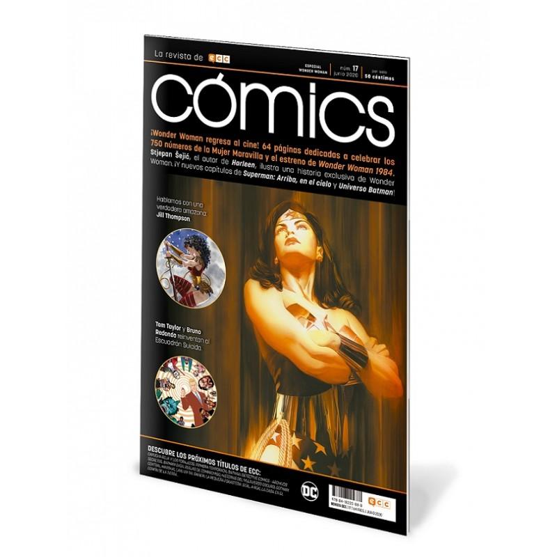 REVISTA ECC COMICS Nº 17