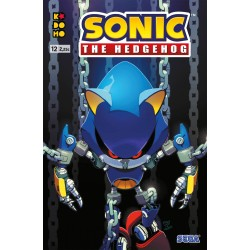 SONIC THE HEDGEHOG Nº 12