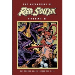 CRONICAS DE RED SONJA VOLUMEN 2 (DE 4)