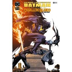 BATMAN: LA MALDICIÓN DEL CABALLERO BLANCO Nº 08...