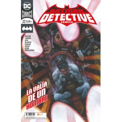 BATMAN: DETECTIVE COMICS Nº 22
