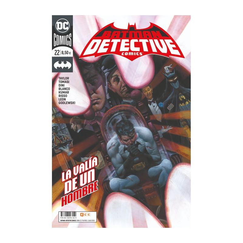 BATMAN: DETECTIVE COMICS Nº 22