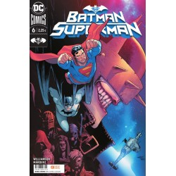 BATMAN / SUPERMAN Nº 06