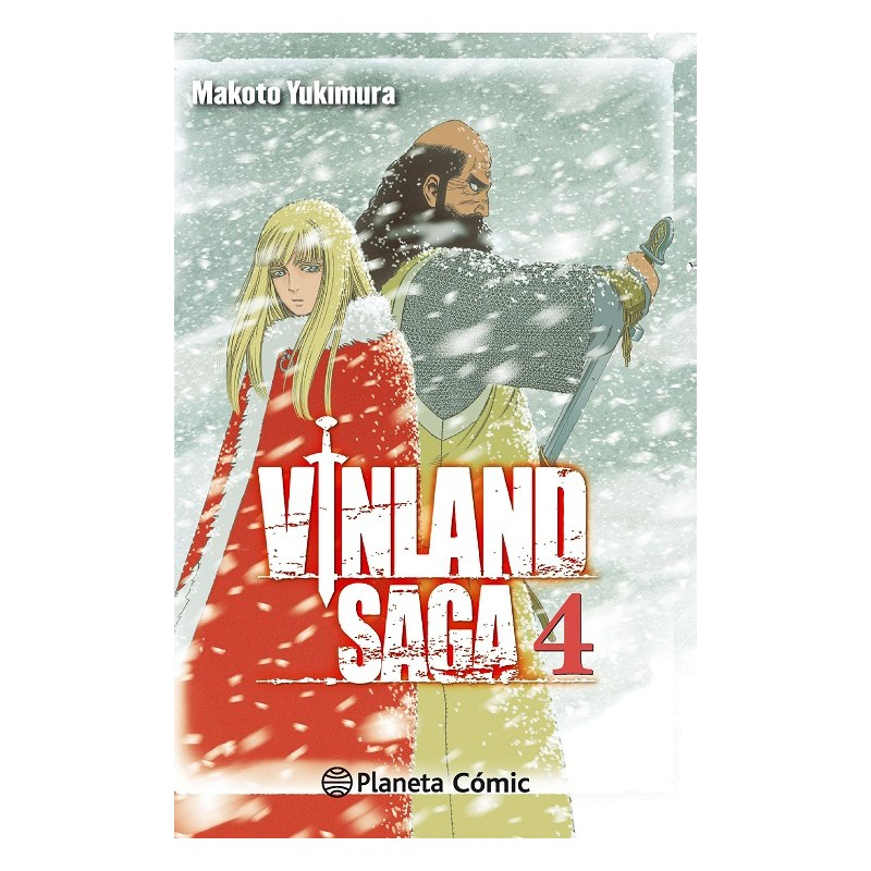 VINLAND SAGA Nº 04