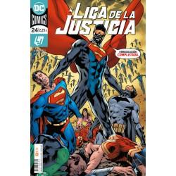 LIGA DE LA JUSTICIA Nº 24 / 102