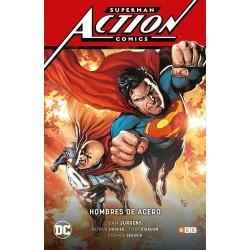 SUPERMAN: ACTION COMICS VOL. 02 HOMBRES DE...