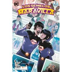 LOS GEMELOS MARAVILLA Nº 03 DE 3