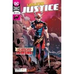 YOUNG JUSTICE Nº 13