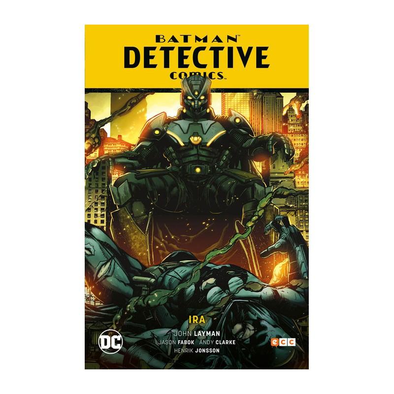 BATMAN: DETECTIVE COMICS VOL. 03 IRA