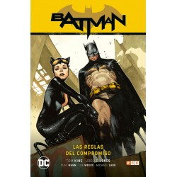 BATMAN DE TOM KING VOL. 07: REGLAS DE COMPROMISO