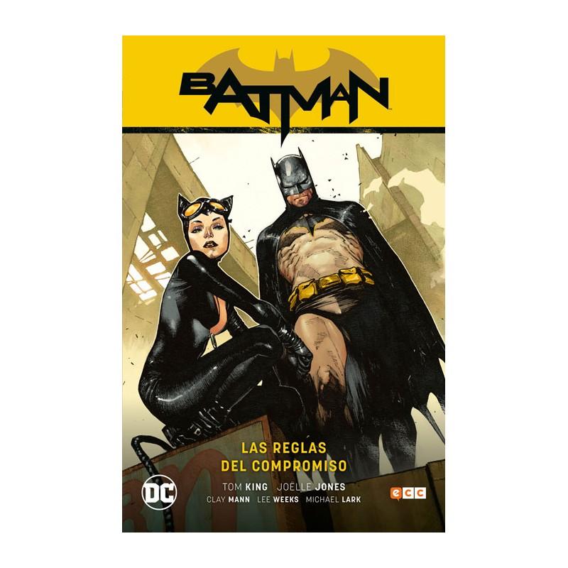 BATMAN DE TOM KING VOL. 07: REGLAS DE COMPROMISO