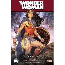 WONDER WOMAN VOL. 04: GODWATCH