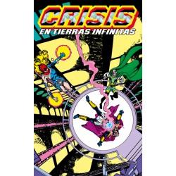 CRISIS EN TIERRAS INFINITAS XP VOL. 03 (DE 5)