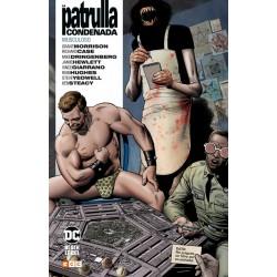 LA PATRULLA CONDENADA LIBRO 03 (DE 4) BIBLIOTECA GRANT MORRISON