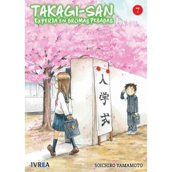TAKAGI-SAN EXPERTA EN BROMAS PESADAS Nº 07