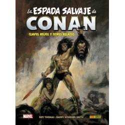 LA ESPADA SALVAJE DE CONAN VOL. 01 BIBLIOTECA...