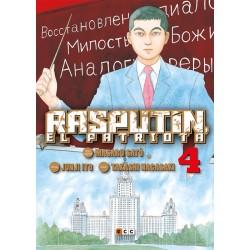 RASPUTIN, EL PATRIOTA  Nº 04 (DE 06)