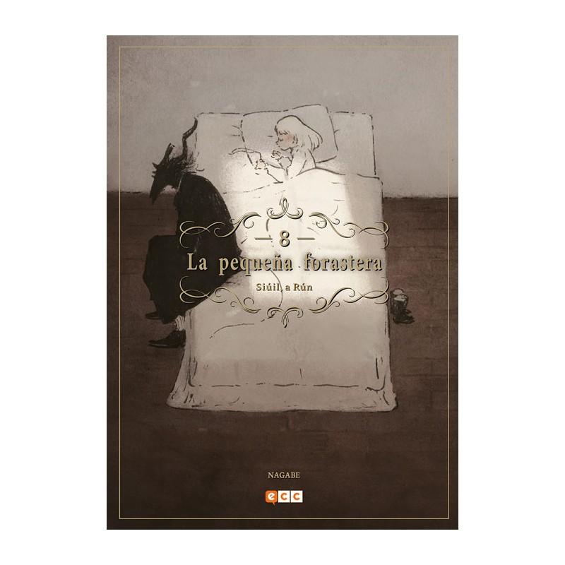 LA PEQUEÑA FORASTERA: SIÚIL, A RÚN Nº 08