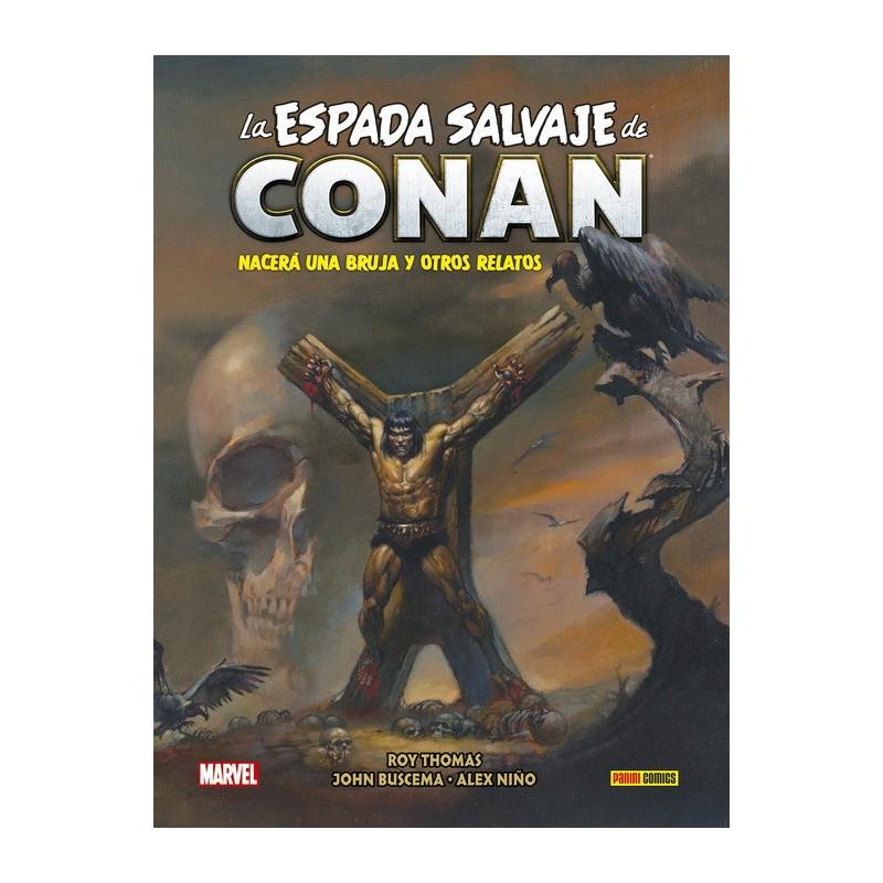 LA ESPADA SALVAJE DE CONAN VOL. 03 BIBLIOTECA CONAN
