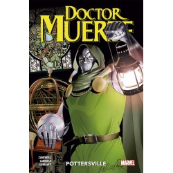 DOCTOR MUERTE VOL. 01 POTTERSVILLE