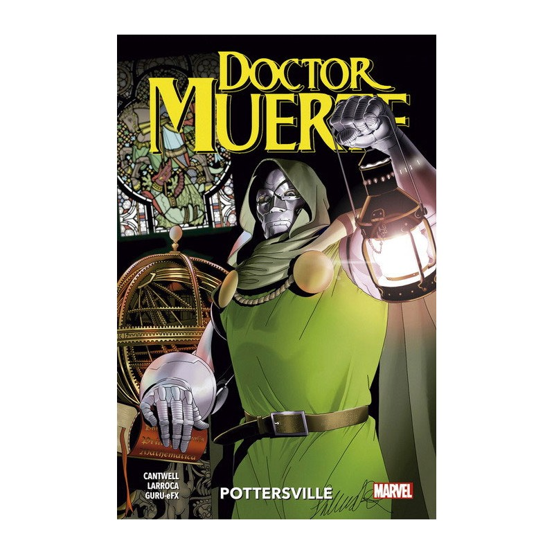 DOCTOR MUERTE VOL. 01 POTTERSVILLE