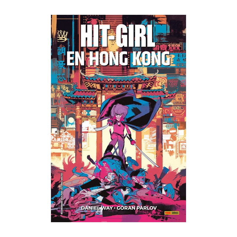 HIT-GIRL VOL. 05: EN HONG KONG