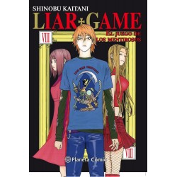 LIAR GAME Nº 08 (DE 19)