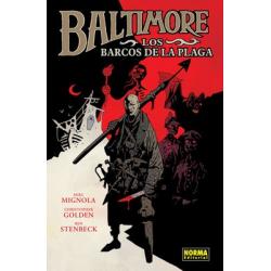 BALTIMORE Nº 01 (DE 08) : LOS BARCOS DE LA PLAGA