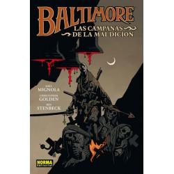 BALTIMORE Nº 02 (DE 08) : LAS CAMPANAS DE LA MALDICION