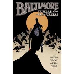 BALTIMORE Nº 07 (DE 08) : TUMBAS VACIAS